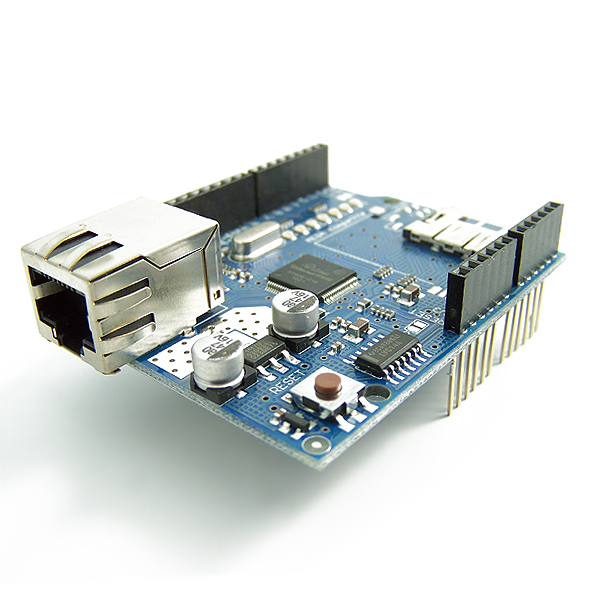 Connection computer arduino