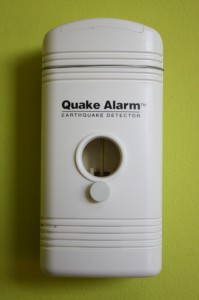 QuakeAlarm