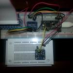 Conexion de sensor para probar el ADC de