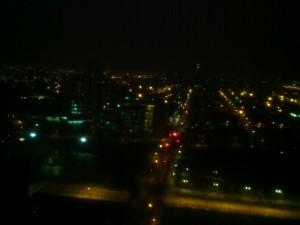 Ejemplo de foto nocturna con cámara para Raspberry Pi