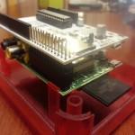 Alamode instalado con el Raspberry Pi