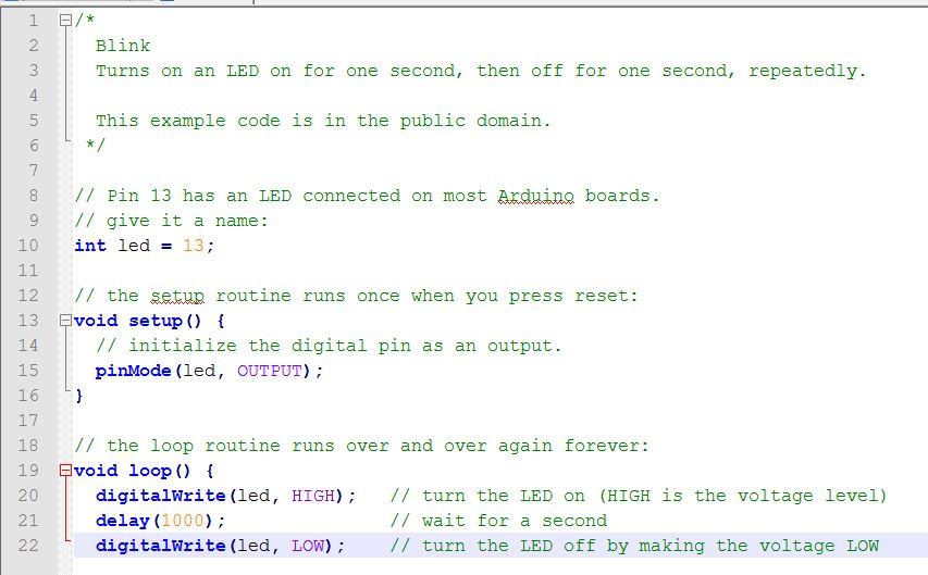Usando notepad con arduino internet de las cosas